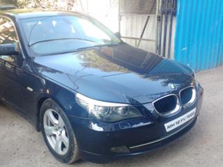 2010 BMW 5 Series 2003-2012 520d