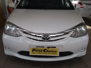 2012 Toyota Etios GD SP