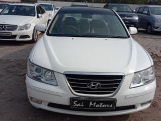 2010 Hyundai Sonata 2.0 CRDi MT