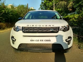 2016 Land Rover Discovery Sport TD4 S
