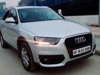 2014 Audi Q3 2012-2015 S Edition