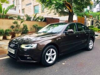2014 Audi A4 3.0 TDI Quattro Premium