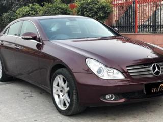 2007 Mercedes-Benz CLS-Class 2006-2010 350