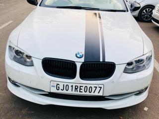 2013 BMW 3 Series 330d Convertible