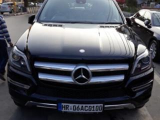 2013 Mercedes-Benz GL-Class 350 CDI Blue Efficiency