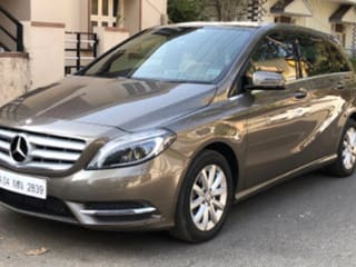 2014 Mercedes-Benz B Class Diesel