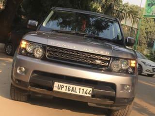 2012 Land Rover Range Rover Sport 2005 2012 SE