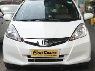 2012 Honda Jazz Basic