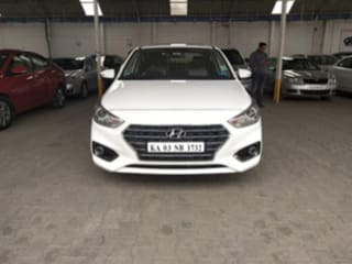 2017 Hyundai Verna VTVT 1.6 AT SX Plus