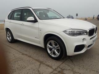 2017 BMW X5 X5 M