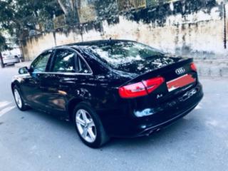 2014 Audi A4 2.0 TDI 177 Bhp Technology Edition