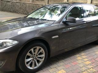 2012 BMW 5 Series 2003-2012 525d