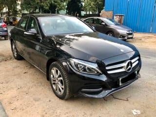 2015 Mercedes-Benz New C-Class C 220d Avantgarde Edition C