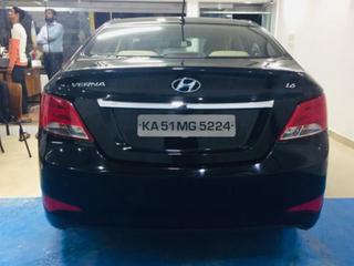 2015 Hyundai Verna 1.6 SX VTVT (O)