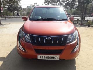 2016 Mahindra XUV500 AT W8 FWD