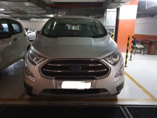 2017 Ford EcoSport 1.5 TDCi Titanium Plus BE
