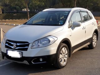 2016 Maruti S-Cross Alpha DDiS 200 SH