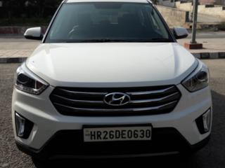 2017 Hyundai Creta 1.6 SX Plus Petrol Automatic