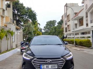 2016 Hyundai Elantra 1.6 SX Option AT