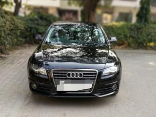 2012 Audi A4 3.0 TDI Quattro Premium