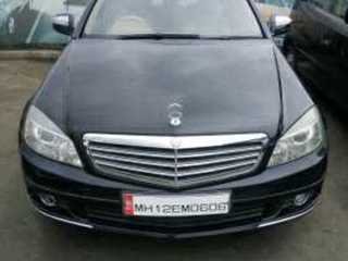 2008 Mercedes-Benz New C-Class 200 K AT