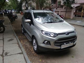 2014 Ford Ecosport 1.5 DV5 MT Titanium Optional