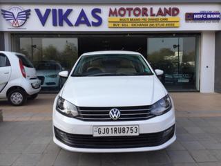 2016 Volkswagen Vento 1.5 TDI Comfortline AT