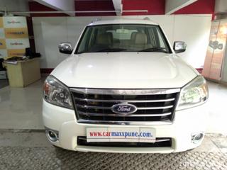 2011 Ford Endeavour 2.5L 4X2