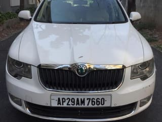 2010 Skoda Superb 1.8 TSI MT
