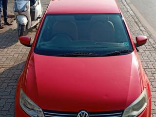2012 Volkswagen Polo Petrol Trendline 1.2L