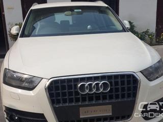 2014 Audi Q3 2.0 TDI
