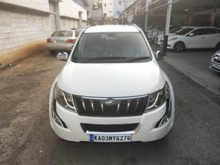 2016 Mahindra XUV500 AT W6 2WD
