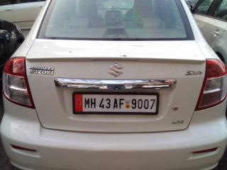 2010 Maruti SX4 ZXI MT BSIV