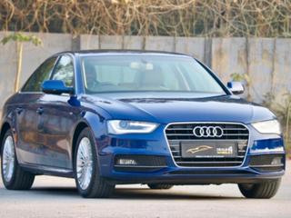 2016 Audi A4 35 TDI Technology
