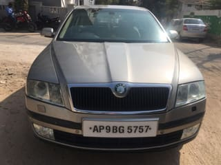 2007 Skoda Laura L and K MT