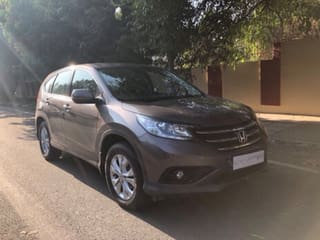 2016 Honda CR-V 2.4L 4WD AT