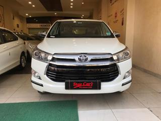 2018 Toyota Innova Crysta 2.8 ZX AT