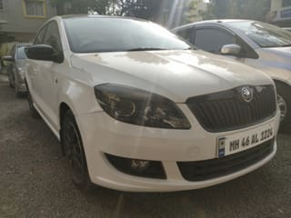 2014 Skoda Rapid 1.5 TDI AT Elegance Black Package