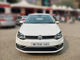 2017 Volkswagen Ameo 1.5 TDI Highline 16 Alloy