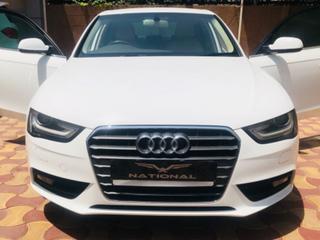 2016 Audi A6 2011-2015 35 TDI Technology