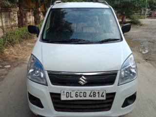 2017 Maruti Wagon R LXI