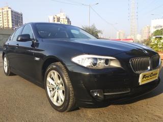 2013 BMW 5 Series 2003-2012 520d