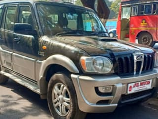 2013 Mahindra Scorpio VLX 2WD AIRBAG BSIV