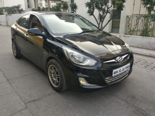 2012 Hyundai Verna 1.6 SX VTVT AT
