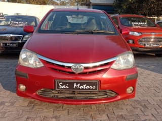 2010 Toyota Etios G