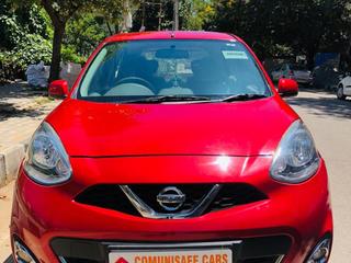 2015 Nissan Micra XV CVT