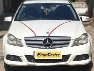 2013 Mercedes-Benz New C-Class 220 CDI AT