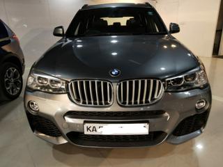 2016 BMW X3 xDrive30d M Sport