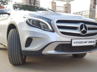 2016 Mercedes-Benz GLA Class 220 D 4MATIC Activity Edition
