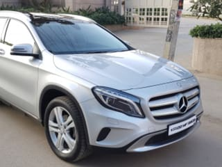 2016 Mercedes-Benz GLA Class 220 D 4MATIC Activity Edition